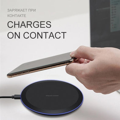 Qi Wireless Phone Charging Pad