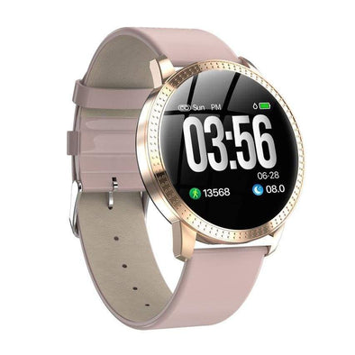 Waterproof Tempered Glass Smartwatch