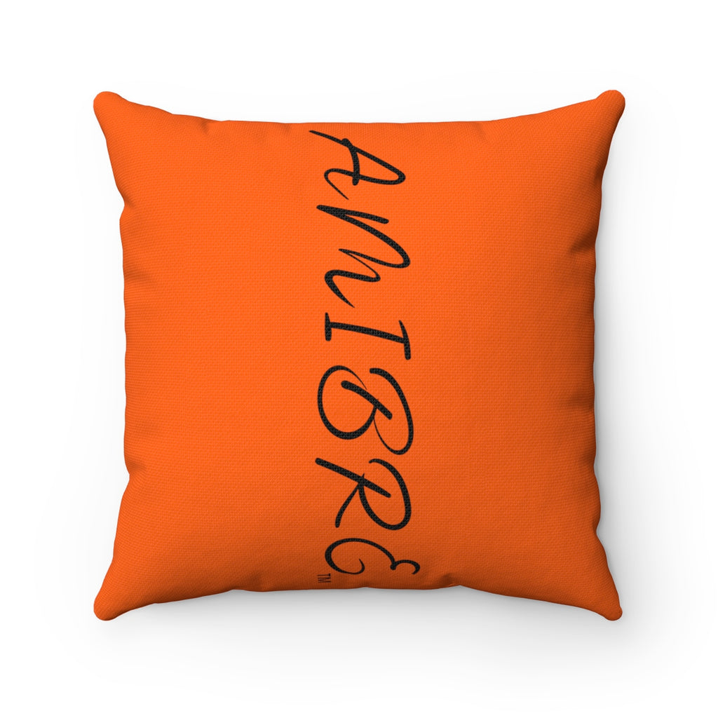 Amibre™ Spun Square Pillow