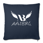 Amibre™ Swag Throw Pillow - navy