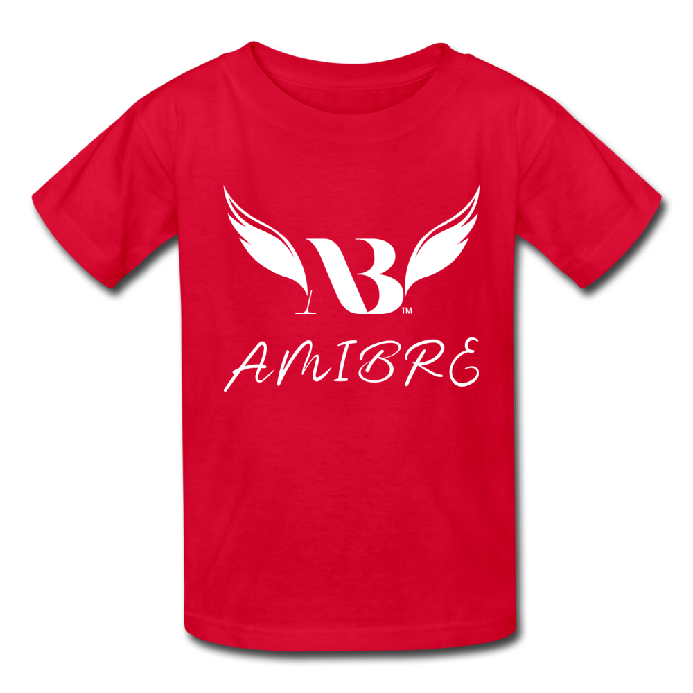 Amibre™ Classic Toddlers T-shirt - red
