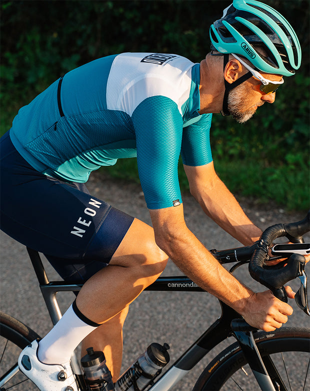 Pro Fit Jersey Teal