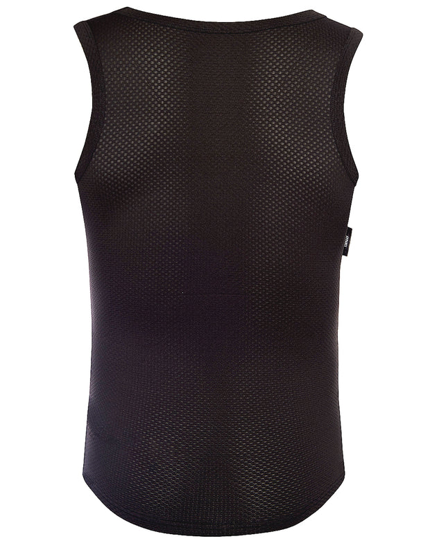 Base Layer Vest Black Unisex