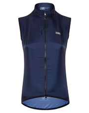 Lightweight Mesh Gilet Navy Women