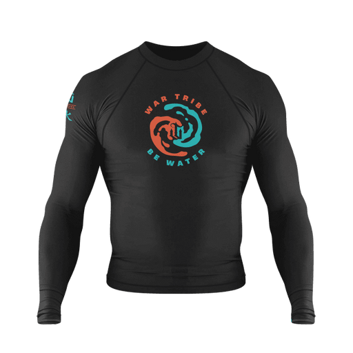 War Tribe Artistic Liquid Rash Guard