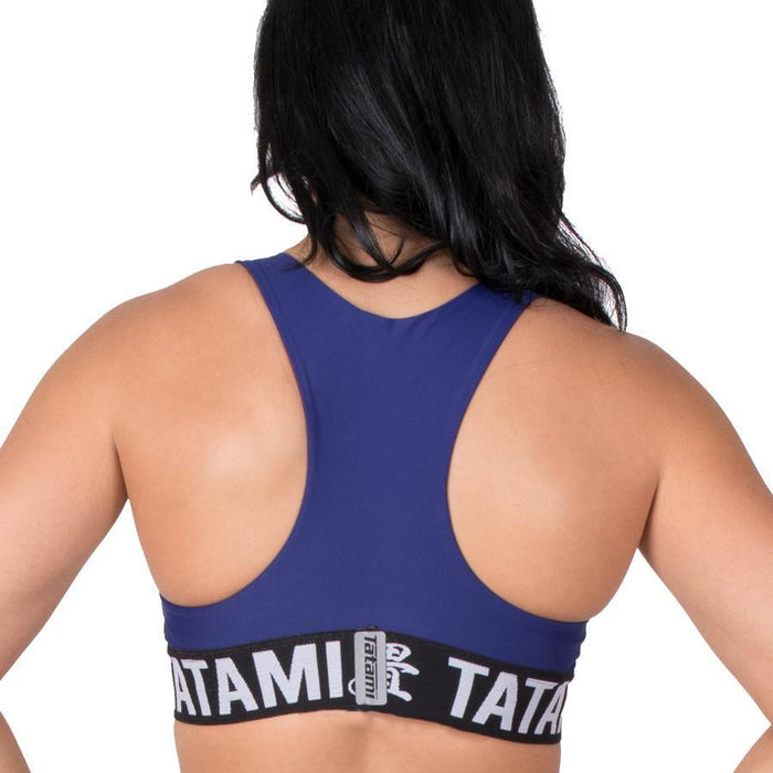 Tatami Ladies Navy Minimal Bra