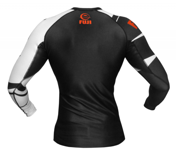 Rashguard Manches Longues - Fuji Sports Freestyle IBJJF Ranked