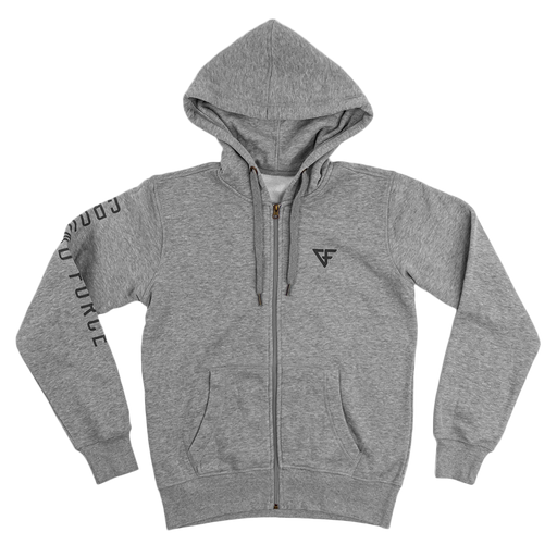 Ground Force Zip up Hoodie