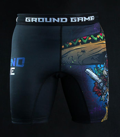 Ground Game Mexican Skull Vale Tudo