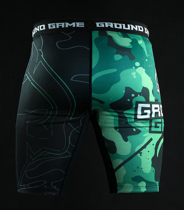 Ground Game Moro 2.0 Vale Tudo Shorts