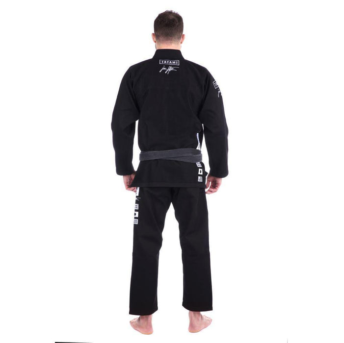 Tatami Signature BJJ Gi black back