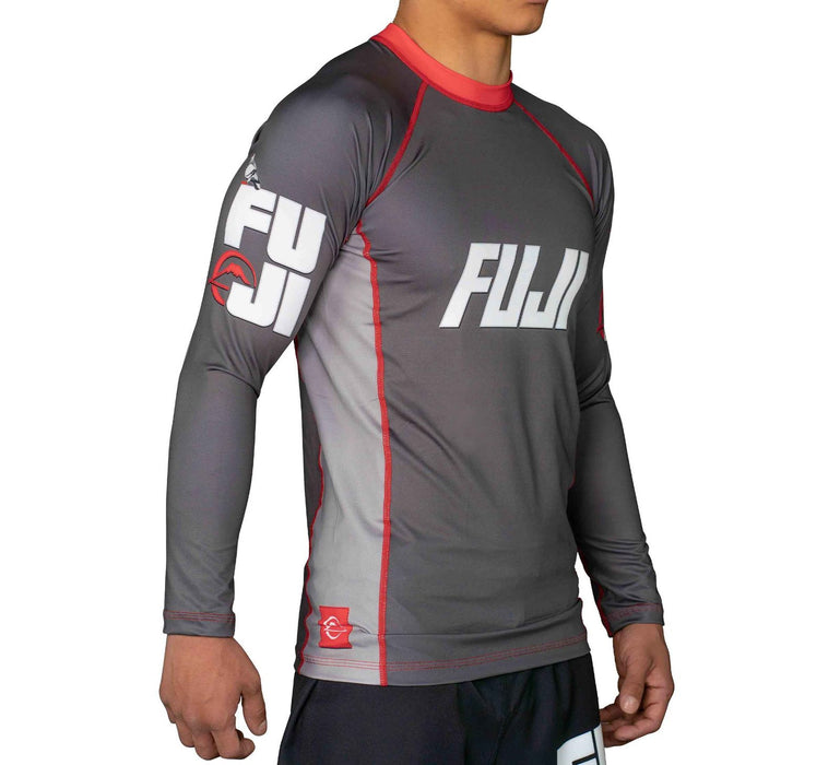 Fuji Messenger Long sleeve rashguard side right