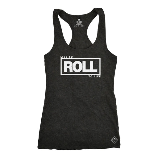 Kingz Women's Roll To Live Racerback Vintage
