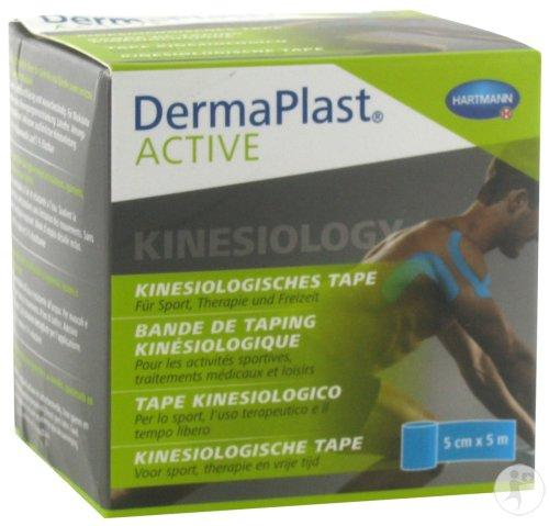 DermaPlast Active Kinesiologic Tape