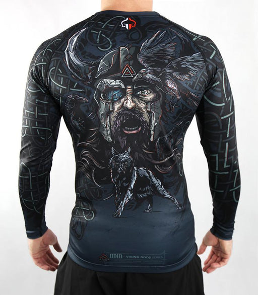 Rashguard Manche Longue - Ground Game Odin