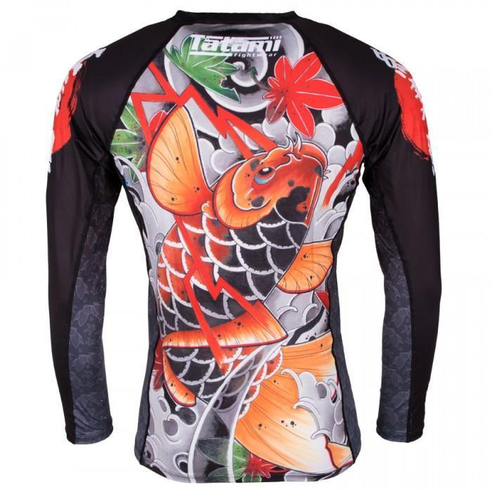 Rashguard - Tatami Japan Series Maple Koi