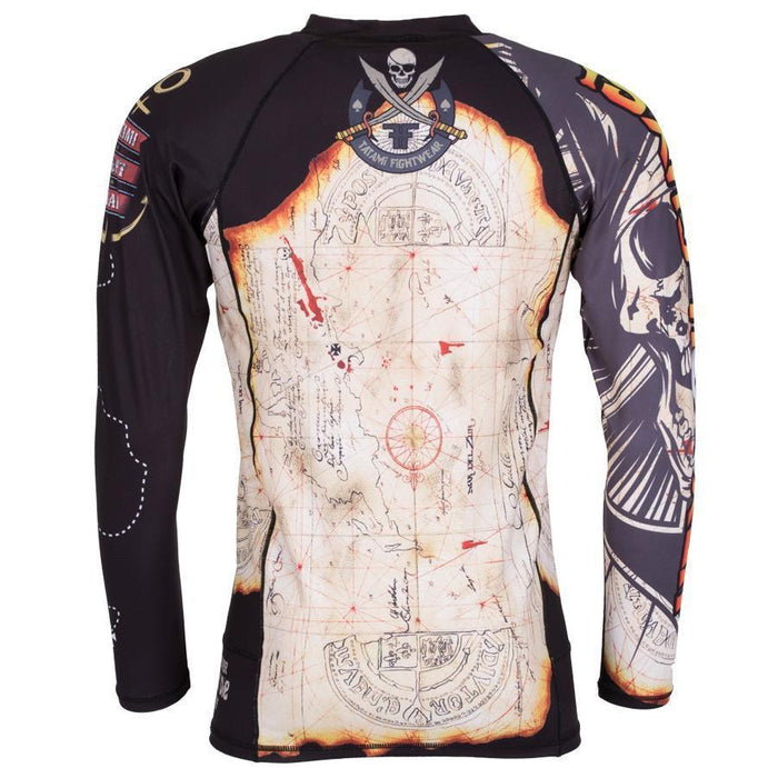 Rashguard Tatami - Hey You Guys