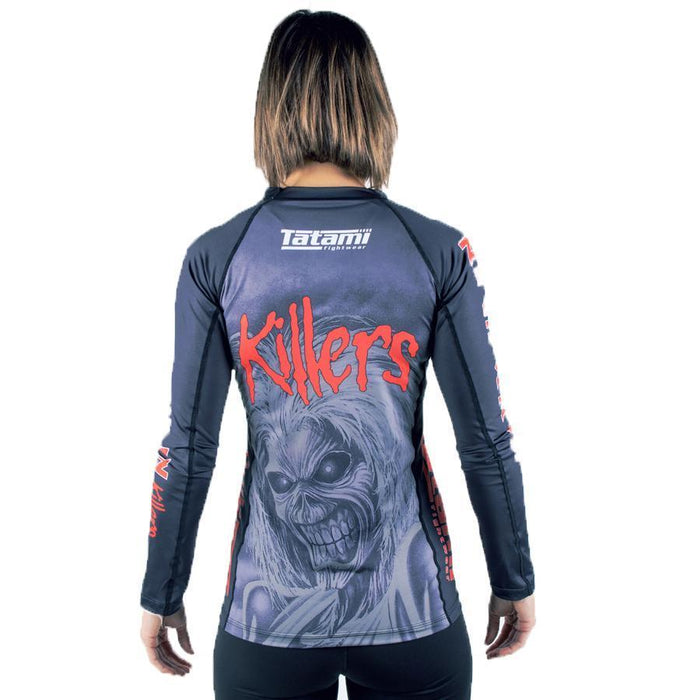 Rashguard - Tatami Ladies Iron Maiden Killers