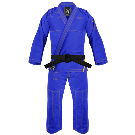 War Tribe Hydrogen Gi Blue (defect)