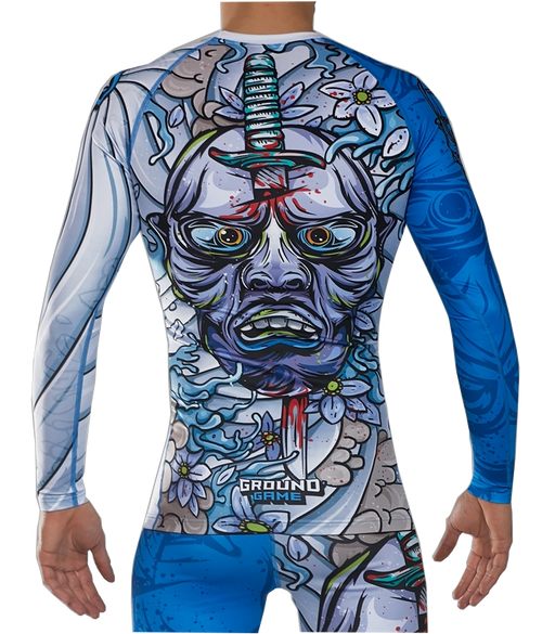 Rashguard Manches Longues - Ground Game Namakubi