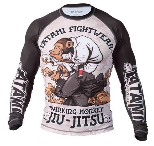 Rashguard - Thinker Monkey