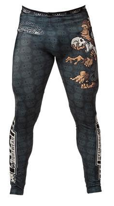 Pantalons de compression - Thinker Monkey