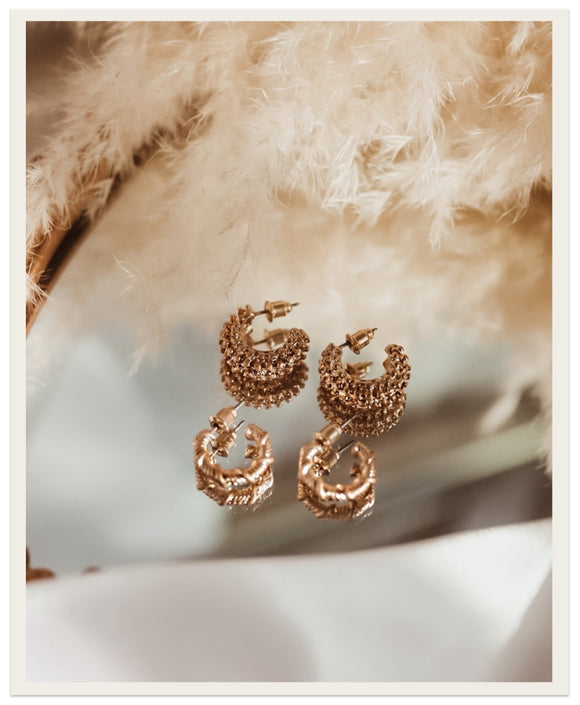 Luxe Earring Set