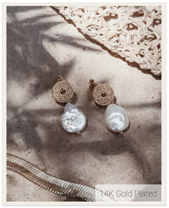 Pearla Luxe Earrings