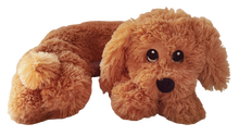 Load image into Gallery viewer, COOPER-Doodle Pillow-Brown