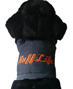 PIPER the Rottie Long Body Pillow w/Ruff-Life Shirt