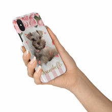 Load image into Gallery viewer, Your Pet's Photo Custom Design Phone Case