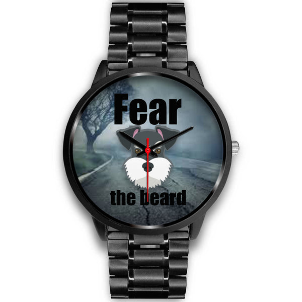 Fear The Beard Men's Watch