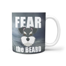 Load image into Gallery viewer, Fear The Beard Full Wrap Mug