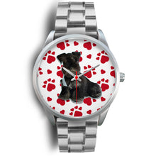 Load image into Gallery viewer, Custom Valentine's Day Pet Photo Watch