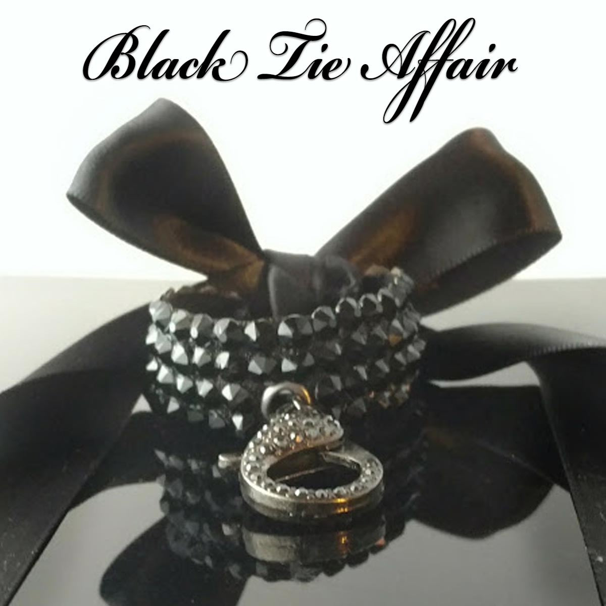 Elegant Ring Bearer Dog Collar