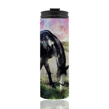 Load image into Gallery viewer, Custom Watercolor Art Your Pet Photo Tumbler
