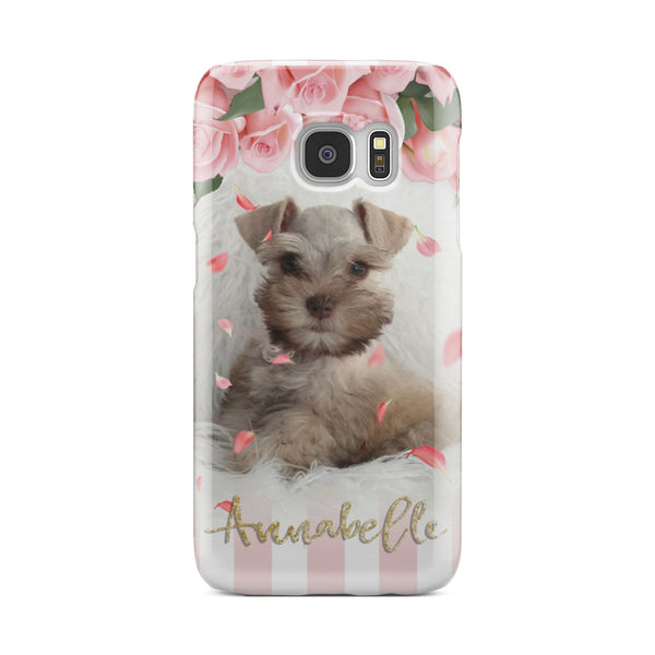 Your Pet's Photo Custom Design Phone Case