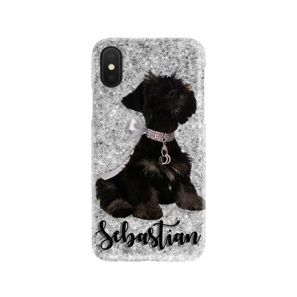 Personalized Your Pet Picture Slim Phone Case