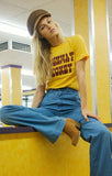 Yellow Highway Honey Graphic Tee