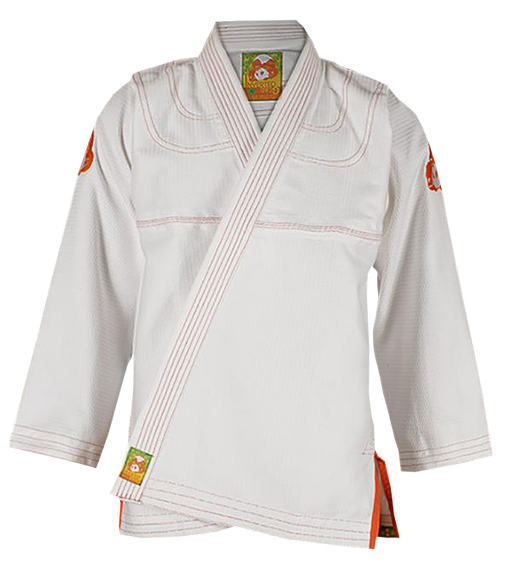 Inverted Gear Gold Weave BJJ Gi 2.0