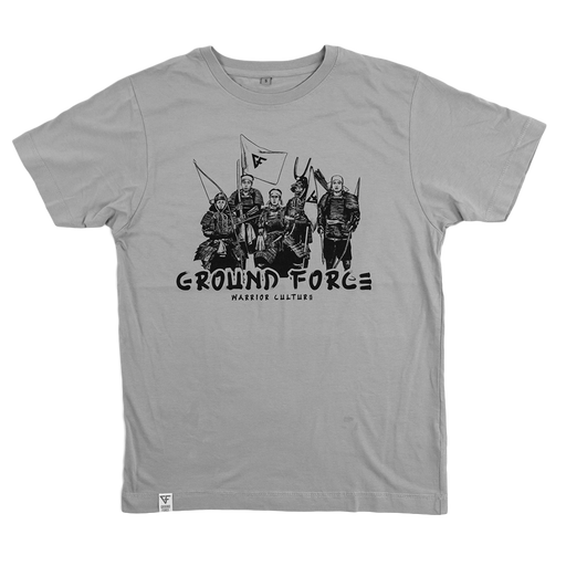 Ground Force Warrior Culture T-shirt