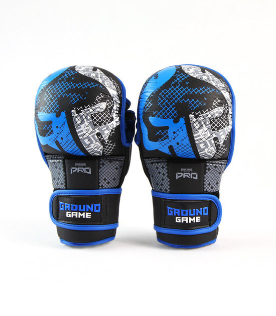 Ground Game Cage MMA Sparing Gloves