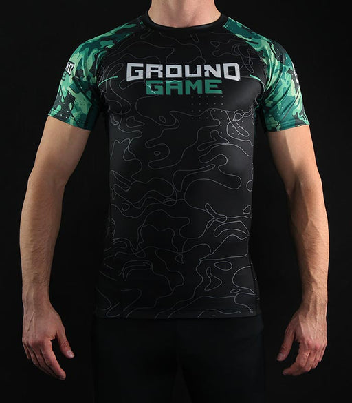 Ground Game Moro 2.0 Rashguard