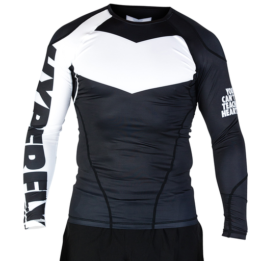 Hyperfly Supreme Ranked Rash Guard II Lange Mouw