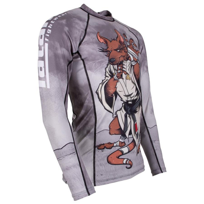 Tatami Mat Rat Rash Guard
