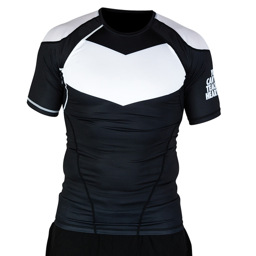 Hyperfly Supreme Ranked Rash Guard II Korte Mauw