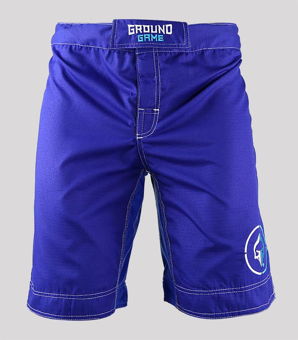 Ground Game Athletic Ripstop MMA Shorts