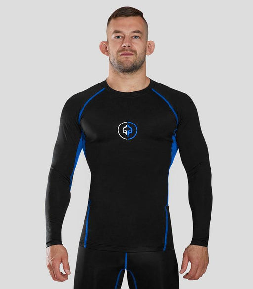 Ground Game Athletic 2.0 Rashguard Lange Mauw