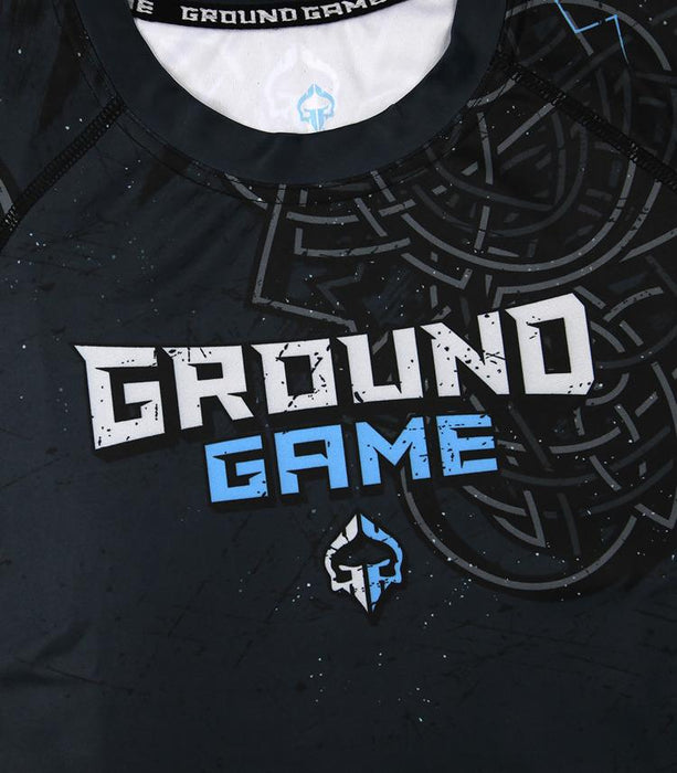 Ground Game Thor Rashguard Lange Mouw