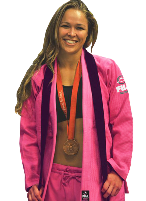 Fuji All Around BJJ Gi Roze